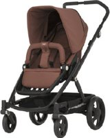 Römer Britax Go Wood Brown