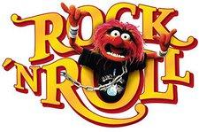 Komar Wandtattoo Muppets Tier Rock'n Roll (14010)