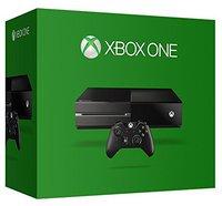 Microsoft Xbox One 500GB schwarz matt