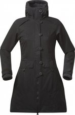 Bergans Bjerke 3in1 Lady Coat Black / Solid Dark Grey