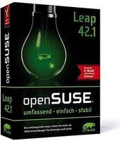 Novell openSUSE Leap 42.1 (DE)