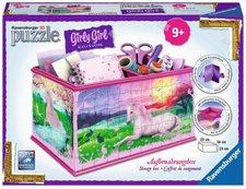 Ravensburger Girly Girl Edition Aufbewahrungsbox Einhörner