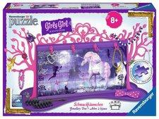 Ravensburger Girly Girl Edition Schmuckbäumchen - Einhörner (108 Teile)