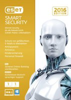 ESET Smart Security 2016 (1 User) (1 Jahr) (DE) (Win) (ESD)