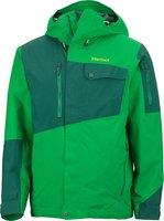 Marmot Tram Line Jacket Green Bean/Deep Forest