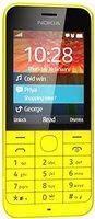 Nokia Asha 220 gelb ohne Vertrag