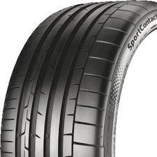 Continental SportContact 6 255/30 ZR21 93Y