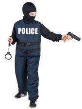 Besttoy Kinder Kostüm SWAT-Einheitenpolizist
