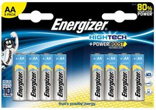 Energizer Hightech PowerBoost AA Mignon Batterie (8 St.)
