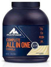Multipower Complete All in One Formula 2000g Schokolade