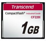 Transcend CF220I CF Card - 1GB
