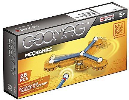 GEOMAG Mechanics 28