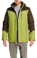 The North Face Men's Solaris Triclimate Jacket Grip Green