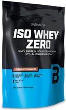BioTech USA Iso Whey Zero 500g Vanille