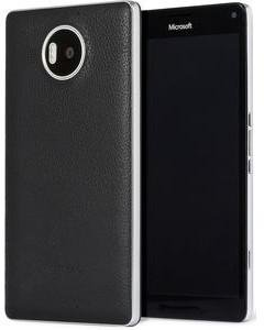 Mozo Lumia 950 XL BackCover schwarz