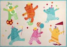 Esprit Home Dancing Bears (90x160cm)