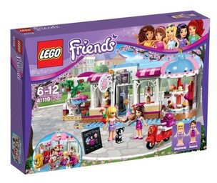 LEGO Friends Heartlake Cupcake Café (41119)