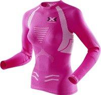 X-Bionic The Trick Running Shirt Long Sleeves Women pink