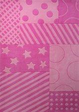 Esprit Home Stars and Stripes rosa (140x200cm)