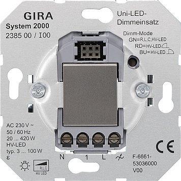 Gira Uni-LED-Dimmer 238500