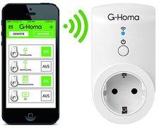GAO WiFi-Steckdose weiß 2er Set