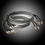 Goldkabel CHORUS Bi-Wire 0400 (2 x 4m)