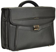 Samsonite Desklite Aktentasche 42 cm black (67772)