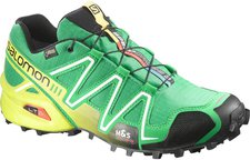 Salomon Speedcross 3 GTX real green/gecko green/black