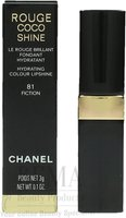 Chanel Rouge Coco Shine - 81 Fiction (3 g)