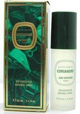 Jean Couturier Coriandre Eau de Toilette (33 ml)