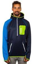 Ortovox Fleece (MI) Zip Neck Hoody M Strong Blue
