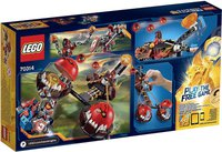 LEGO Nexo Knight - The Chaotic Chariot of Beast Master (70314)