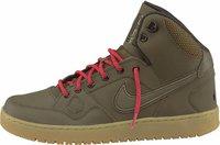 Nike Son of Force Mid dark loden/dark loden/black/bright crimson