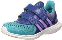 Adidas Hyperfast 2.0 CF K raw purple/purple glow/shock green