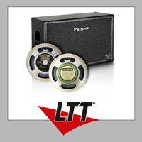Palmer Audio PCAB 212 Vintage Greenback