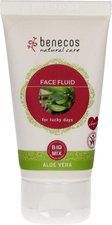 benecos Natural Face Fluid Aloe Vera (50ml)