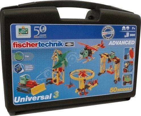 Fischertechnik Advanced Jubiläumsedition Universal 3