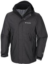 Columbia Men's Sestrieres Interchange Jacket