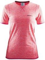Craft Be Active Comfort Roundneck Shortsleeve Shirt Women crush