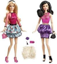 Barbie Stylin Friends Barbie & Raquelle