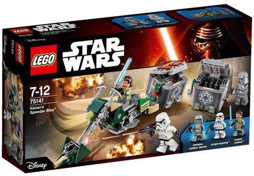 LEGO Star Wars Kanans Speeder Bike (75141)