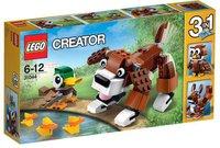 LEGO Creator Tiere im Park (31044)