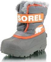 Sorel Snow Commander Youth Kids shale/sea salt