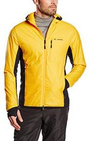 Vaude Men's Sesvenna Jacket Yellow