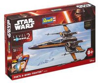 Revell Star Wars Poe's X-wing Fighter (06692)