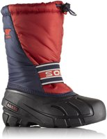 Sorel Cub Kids sail red