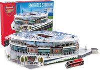 Preziosi 3D Emirates Stadion Arsenal London (108 Teile)