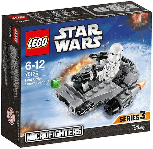 LEGO Star Wars First Order Snowspeeder (75126)