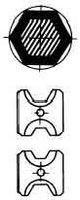 Weidmüller Crimpwerkzeug Einsatz MTR110 16+35HEX (9018110000)