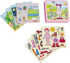 Haba Magnetspiel-Box Anziehpuppe Lilli